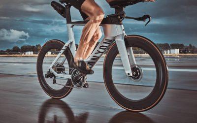 Riding a Flat ironman bike Course at Ironman California 2021